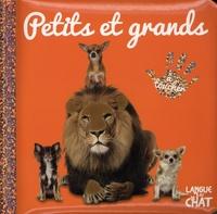 Langue au chat - Petits et grands.
