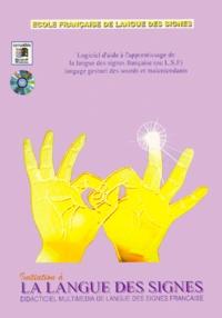 Ecole De Langue Des Signes - Initiation à la langue des signes - Didacticiel multimédia de langue des signes française.