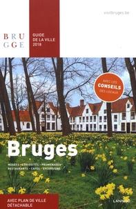 Lannoo - Bruges - Guide de la ville. 1 Plan détachable