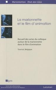 Lansman - La marionnette et le film d'animation.