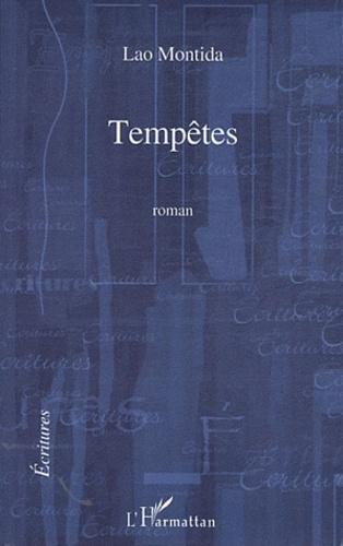 Lao Montida - Tempêtes.