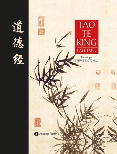 Tao Te King  Edition de luxe