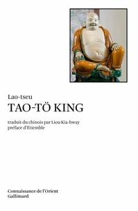 Lao-tseu - Tao-To King.