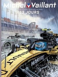 Lapière et Philippe Graton - Michel Vaillant - Nouvelle Saison - tome 8 - 13 jours.