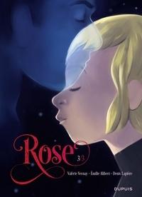 Lapière et Emilie Alibert - Rose - Tome 3.