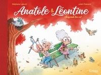 Lapuss' et Julien Flamand - Anatole et Léontine Tome 1.