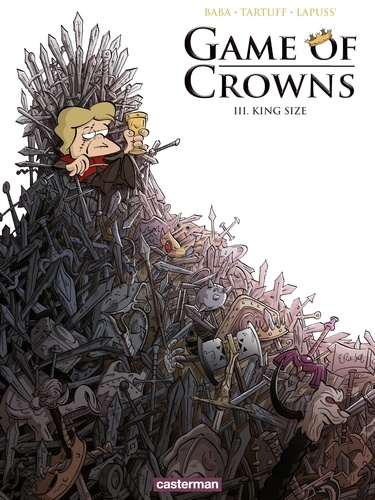 Game of Crowns Tome 3 King size