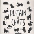 Lapuss' - Putain de chat Intégrale : Coffret en 4 volumes.