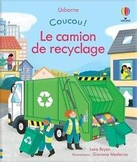 Lara Bryan et Giovana Medeiros - Le camion de recyclage.
