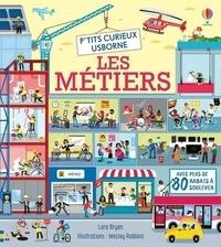 Lara Bryan et Wesley Robins - Les métiers.
