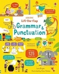 Lara Bryan et Shaw Nielsen - Lift-the-flap Grammar and Punctuation.