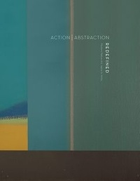 Lara Evans - Action abstraction redefined - Modern native art.