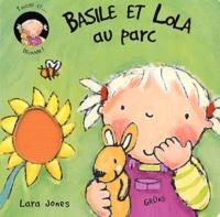 Lara Jones - Basile et Lola au parc.