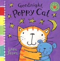 Lara Jones - Goodnight, Poopy Cat.