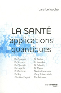 Lara Lellouche - La santé : applications quantiques.