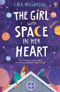 Liens de téléchargement de livres en ligne The girl with space in her heart