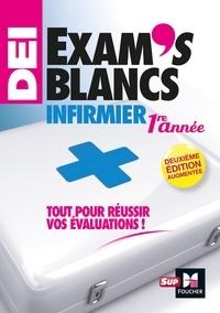 Accentsonline.fr DEI Exam's blancs Infirmier 1re année Image