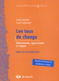 Larbi Dohni - Le taux de change - Déterminants, opportunités et risques.