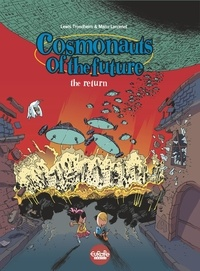 Larcenet Manu et  Trondheim - Cosmonautes of the Future 2. The Comeback.