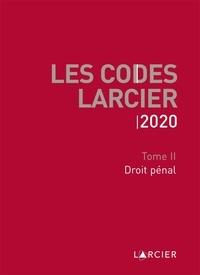 Larcier - Code Larcier - Tome II, Droit pénal.