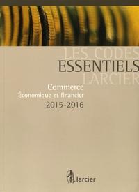 Larcier - Commerce - Economique et financier.