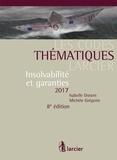 Larcier - Insolvabilité et garanties 2017.