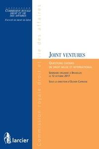 Larcier - Les joint ventures.