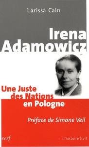 Irena Adamowicz - Une Juste des nations en Pologne.pdf