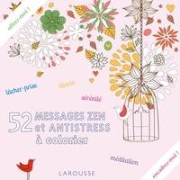 Deedr.fr 52 messages zen et antistress à colorier Image