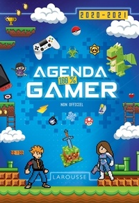Larousse - Agenda Minecraft and Co.