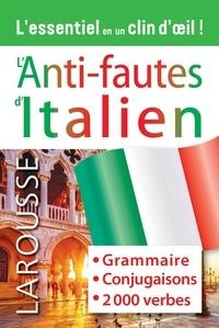Anti-fautes d'italien -  Larousse |