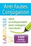 Larousse - Anti-fautes de conjugaison.