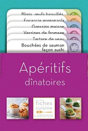 Larousse - Apéritifs dînatoires.