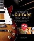 Larousse - Apprendre la guitare (tout seul) !. 1 DVD