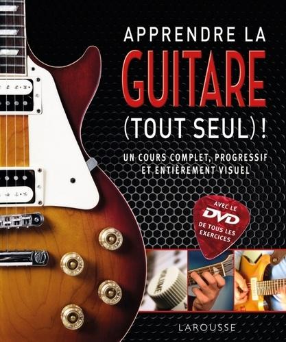 Larousse - Apprendre la guitare - (Tout seul !). 1 DVD
