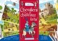 Larousse - Chevaliers et châteaux forts.