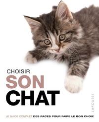 Larousse - Choisir son chat.