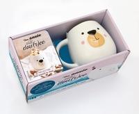Larousse - Coffret Une année toute douce - 20 recettes chocolatées pour cocooner au chaud. Avec un mug.
