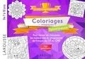 Larousse - Coloriages magiques spécial français.