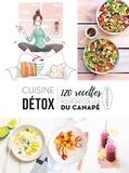 Larousse - Cuisine détox - 120 recettes pour décoller du canapé.