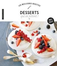 Larousse - Desserts qui en jettent !.