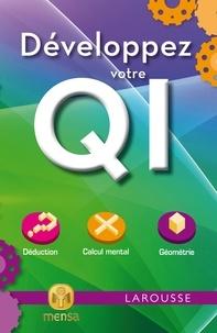 Larousse - Développez votre QI.