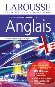 Larousse - Dictionnaire compact + français-anglais, anglais-français.