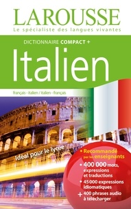 Larousse - Dictionnaire Compact + Français-Italien/Italien-Français.