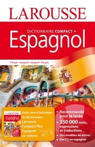 Deedr.fr Dictionnaire compact plus francais-espagnol et espagnol-français Image