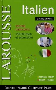 Alixetmika.fr Dictionnaire Compact plus Français-Italien/Italien-Français Image