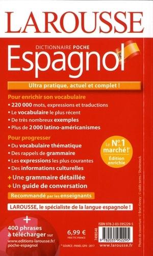 Dictionnaire de poche Larousse français-espagnol... de