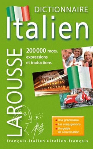 Dictionnaire De Poche Larousse Francais Italien De Larousse Livre Decitre