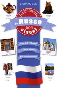 Larousse - Dictionnaire de russe 100% visuel.