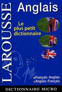 Larousse - Dictionnaire français-anglais et anglais-français.